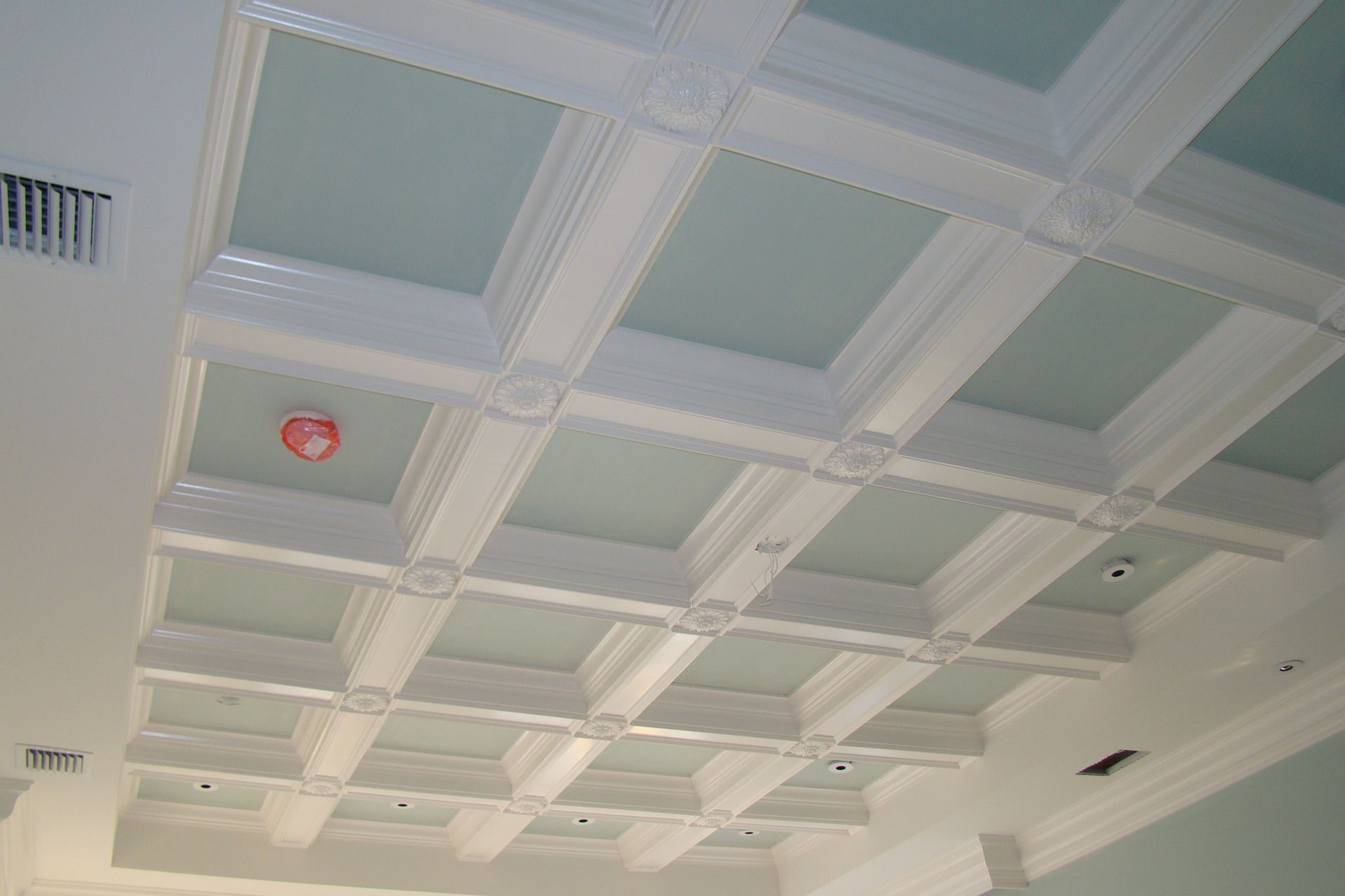 Wood Beam Ceiling Architectural